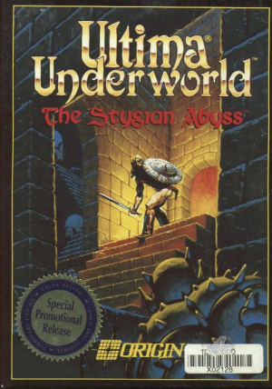 Ultima Underworld sur PC
