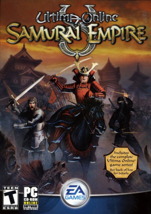 Ultima Online : Samurai Empire sur PC
