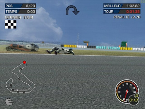 Moto GP: Ultimate Racing Technology 3