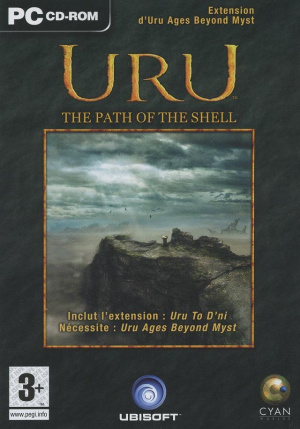 Uru : The Path of the Shell sur PC