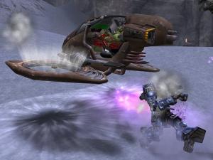 UT 2004 : la force brute