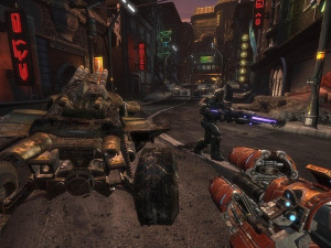 Preview GC : Unreal Tournament 2007
