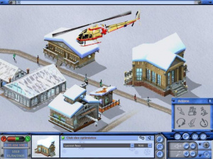Ski Park Manager 2003 a son site