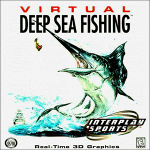 Virtual Deep Sea Fishing sur PC
