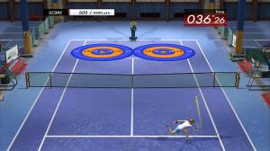 Images : Virtua Tennis 3 à l'échauffement