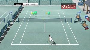 """Virtua Tennis 3 : le """"Balloon Smash"""""""