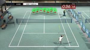 Virtua Tennis 3 : le Panic Balloon