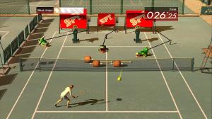 Virtua Tennis 3 : Feeding Time et Prize Defender
