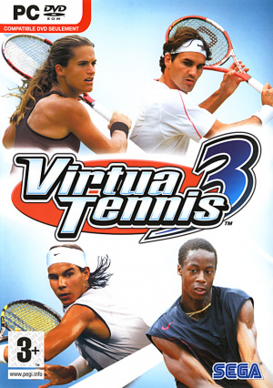 Virtua Tennis 3 sur PC