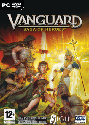 Vanguard : Saga of Heroes sur PC