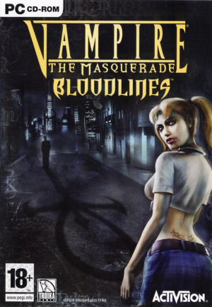 Vampire : The Masquerade : Bloodlines sur PC