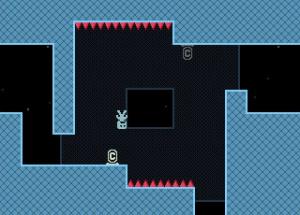 VVVVVV : jeu sans gravité