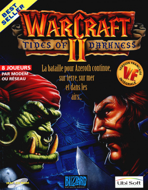 Warcraft II : Tides of Darkness sur PC