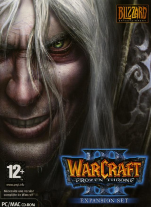 Warcraft III : The Frozen Throne sur PC