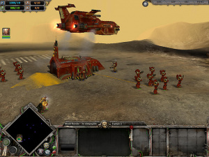 Warhammer 40000 : Dawn of War