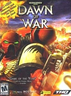 Warhammer 40.000 : Dawn of War sur PC