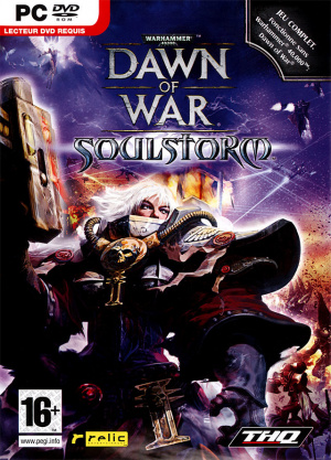 Warhammer 40.000 : Dawn of War : Soulstorm sur PC