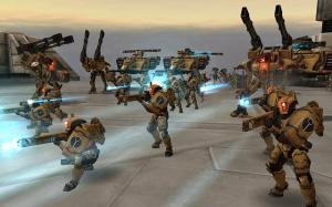 GC : la croisade de Warhammer 40000