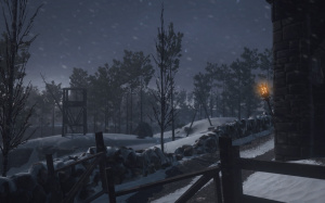 L'hiver approche dans War of the Roses