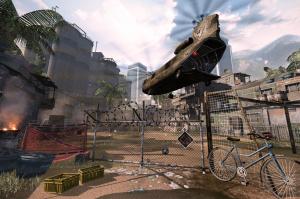 Les Favelas de Warface