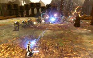 Warhammer 40K Dawn of War 2 largue Games for Windows Live
