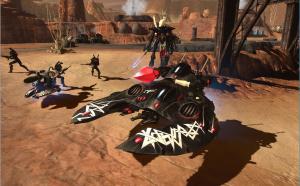 Warhammer 40K Dawn of War II : Retribution : un DLC pour les Eldars