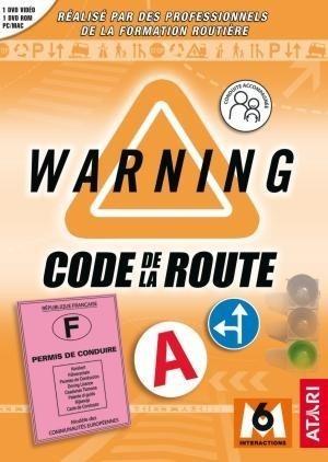 test du jeu warning code de la route sur wii. Black Bedroom Furniture Sets. Home Design Ideas