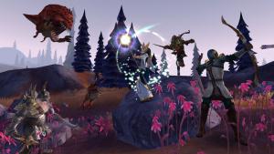 E3 2008 : Images de Warhammer Online