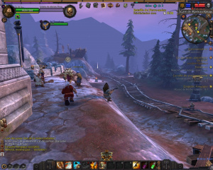 Warhammer Online vise la Corée