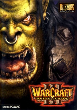 Warcraft III : Reign of Chaos sur PC