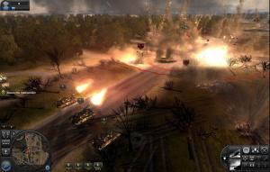 World in Conflict : Soviet Assault en mars sur PC