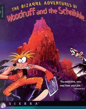 Woodruff et le Schnibble d'Azimuth