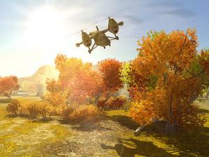 Images : War Front Turning Point aux couleurs de l'automne