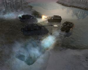 Images : War Front : point de non retour