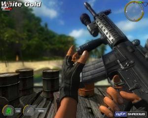 Un site pour le RPG/FPS White Gold