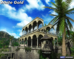 Images : White Gold