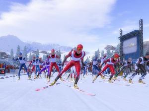 Images : Winter Challenge se met en condition