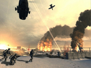 World In Conflict : une nouvelle carte en approche