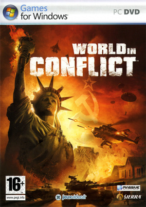 World in Conflict sur PC