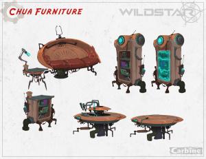 Wildstar : Les Chuas et les Mordesh