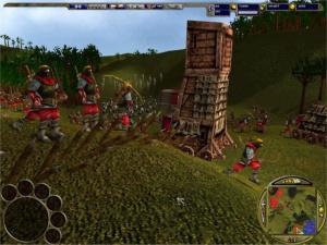 Warrior Kings : Battles