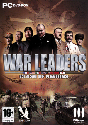 War Leaders : Clash of Nations