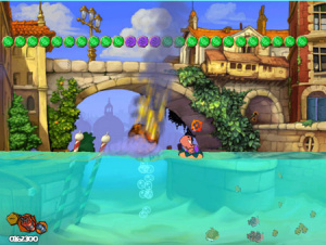 ECTS: Worms Blast