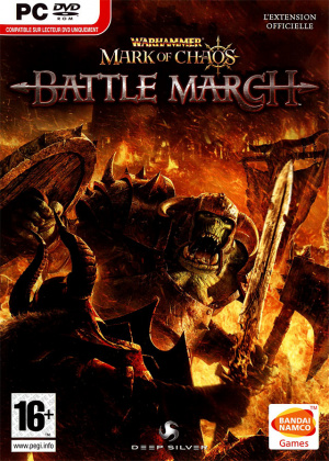 Warhammer : Mark of Chaos : Battle March sur PC