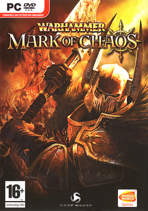 Warhammer : Mark of Chaos sur PC