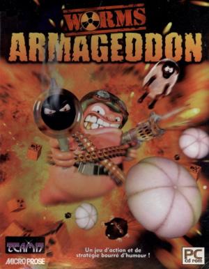 Worms Armageddon sur PC