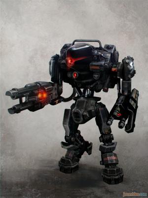 Wolfenstein : The New Order : Pour quelques artworks de plus