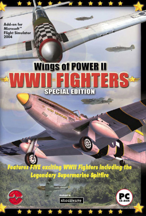 Wings of Power II : WWII Fighters sur PC