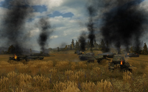 World of Tanks, Xbox One, cross-play et gros blindés
