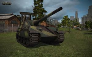 World of Tanks en 8.0